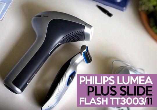 Philips Lumea Plus Slide & Flash TT3003/11